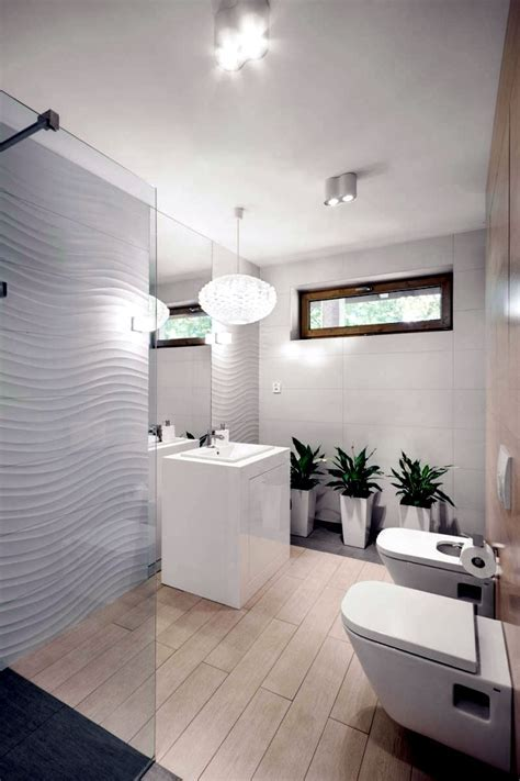 Minimalist bathroom design ? 33 ideas for stylish bathroom