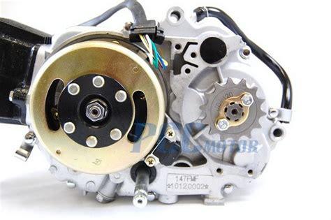 semi auto 88cc 86cc motor engine honda crf50 xr50 complete set up