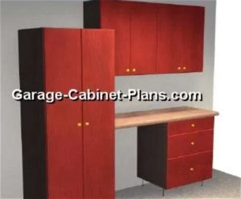 Garage Cabinets Build Your Own by Garage Cabinet Plans Build Your Own Garage Cabinets