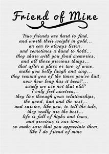 25+ best ideas about Best friend poems on Pinterest ...