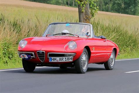Alfa Romeo The Graduate by Sorry Mrs Robinson The Alfa Romeo Duetto Spider Was The