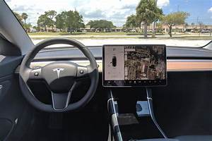 2021 Tesla Model 3 electric Interior Review - Seating, Infotainment, Dashboard and Features ...