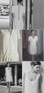 claure de sagazan robes de mariee collection civil With robe mariage civil hiver