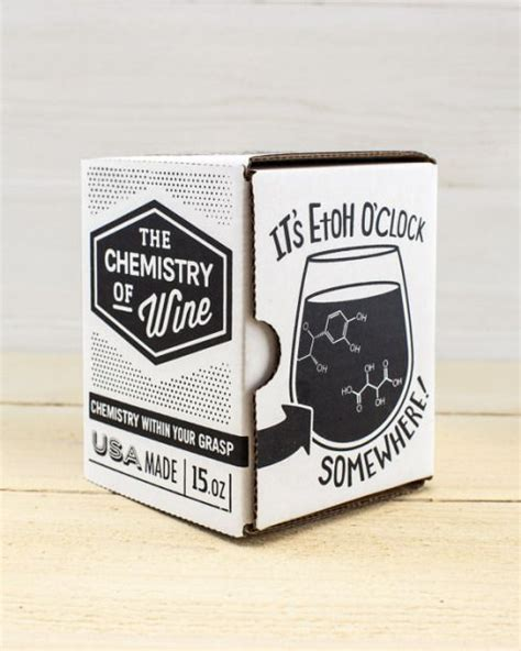 chemistry glassware cognitive glass surplus mymodernmetselects wine based packaging