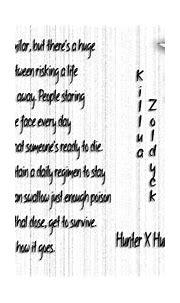 killua zoldyck anime quotes | Anime and Manga Quotes ...
