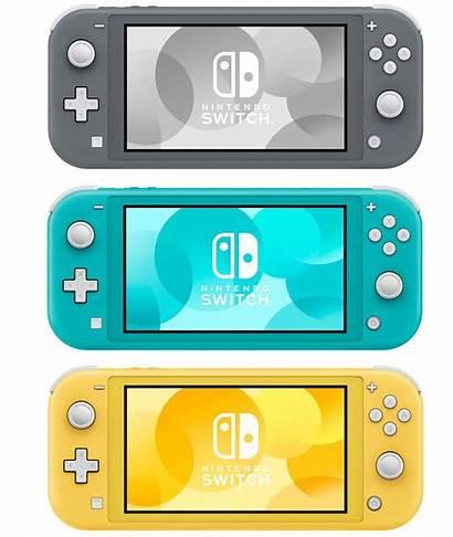 Nintendo Lite Switch Colors Console Handheld 32gb