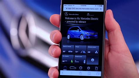 Mercedesbenz Apps — How To My Mercedes Electric Homepage