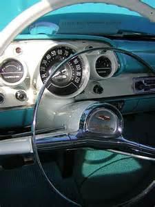 57 Chevy Dash