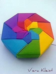 Anleitung Schachtel Falten : origami origami bastelarbeiten aus papier und pappe origami schachteln und origami ~ Yasmunasinghe.com Haus und Dekorationen
