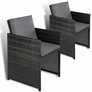 Polyrattan Stuhl Weiß : die 19 besten stuhl grau ~ A.2002-acura-tl-radio.info Haus und Dekorationen