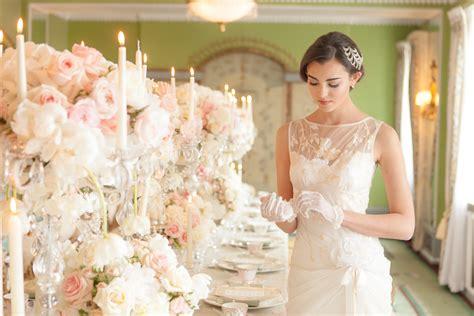 A Downton Abbey Style Wedding