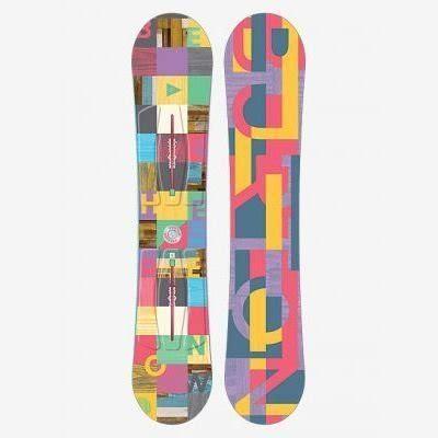 tavola snowboard per principianti burton tavola donna feather snowboard facile per