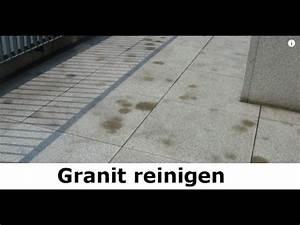 Granit Reinigen Essig : granit reinigen granitfliesen sanieren granitboden sch tzen und granitfl chen pflegen in ~ Orissabook.com Haus und Dekorationen