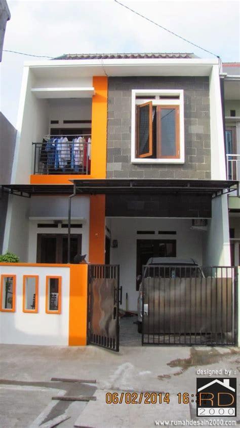 rumah ukuran    meter sumur batu rumah desain
