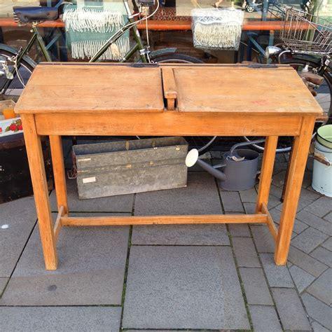 vintage double school desk the consortium vintage furniture