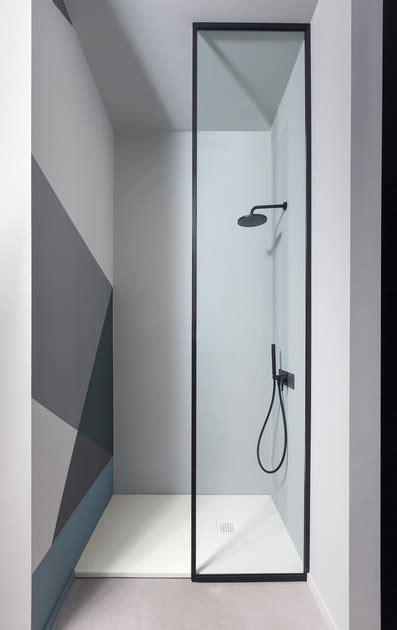 cielo piatti doccia piatto doccia rettangolare in ceramica in stile moderno su