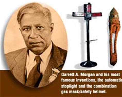 who invented the stop light garrett inventions
