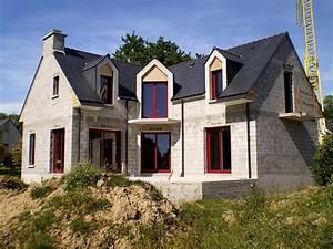Construction Maison En Pierre : construction maison finistere ~ Melissatoandfro.com Idées de Décoration
