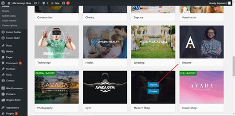 avada theme how to custom templates from 4 to 5 cara instalasi template avada wp theme premium