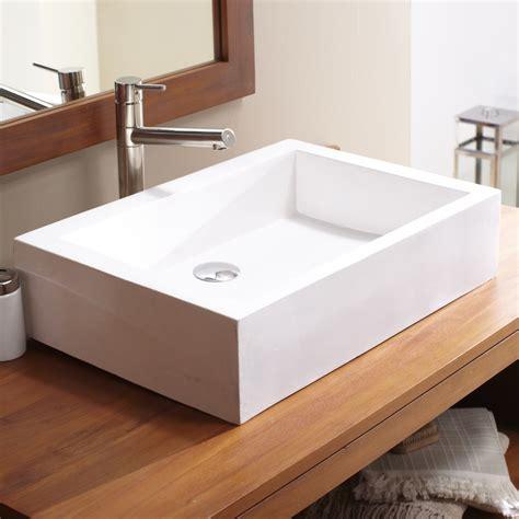 waschbecken für badezimmer waschtische aus terrazzo verkauf waschtischen pegase bei tikamoon