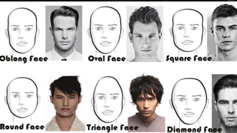 men haircut face shape bentalasaloncom