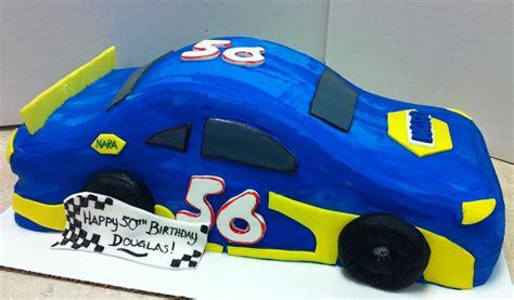nascar cakes decoration ideas  birthday cakes