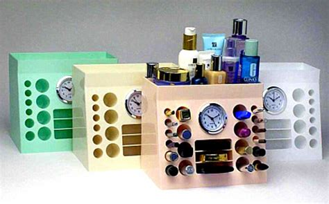 see through makeup desk far more makeup organizer suggestions for a tidy display