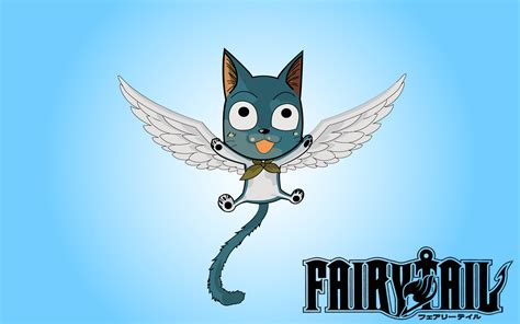 fairy tail happy wallpapers wallpaper cave