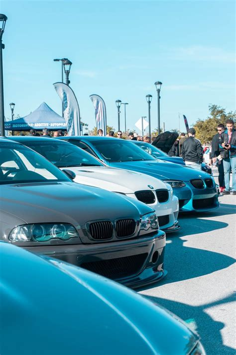 Cars & coffee palm beach is one of the world's largest & most prestigious monthly auto events. Went to Cars and Coffee Palm Beach this weekend and I took this photo. BMW lineup! | .JPG Cars