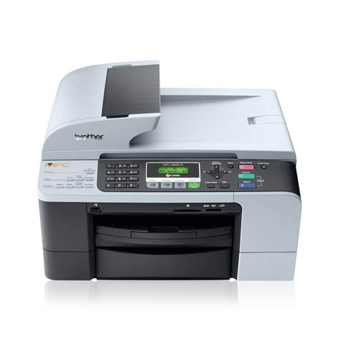Please note that the availability of these interfaces depends on the model number of your machine and the operating system you are using. BROTHERS MFC-5860CN DRIVER DOWNLOAD