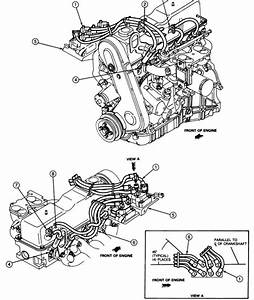 1992 Ford Ranger 2 3l 4 Cyl With Dual Spark Plugs  U0026 Coil