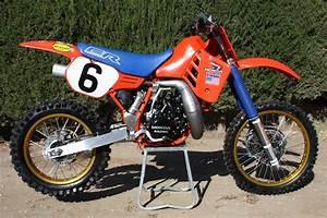 Honda 250 Cr : 1986 cr250 old school moto motocross forums message boards vital mx ~ Dallasstarsshop.com Idées de Décoration