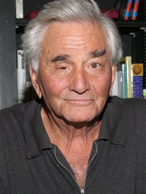happened  columbo played  peter falk