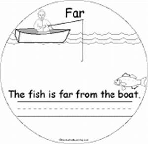 Prepositions Early Reader Book: Far Page ...