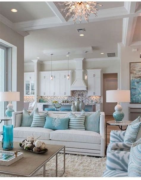 16 Refreshing Home Decoration Ideas to Bring Out Coastal