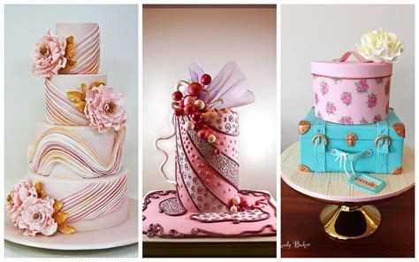 artistic  wonderful cakes