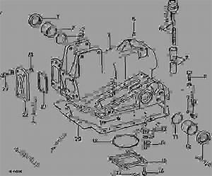 John Deere 4020 3 Point Hitch Parts Diagram