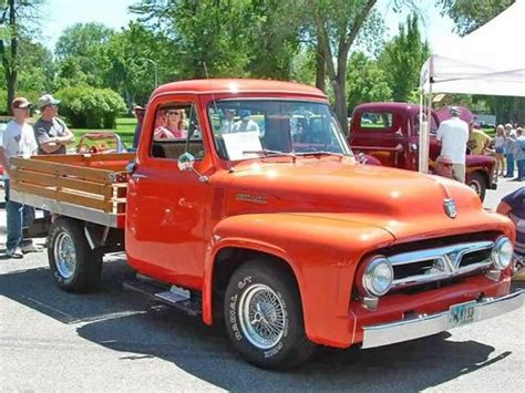 1953 ford f100 stake bed first car that sparked your interest pirate4x4 com 4x4 and off