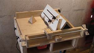 Homemade Table Saw Sledge - Part 4 - Jig to build