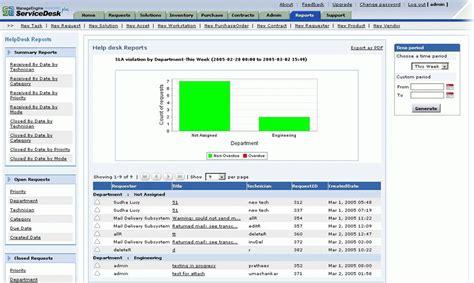 manage service desk plus manageengine servicedesk plus reviews of manageengine