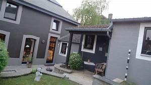les avant apres et c moi qui l39ai fait ma facade With maison peinte en gris