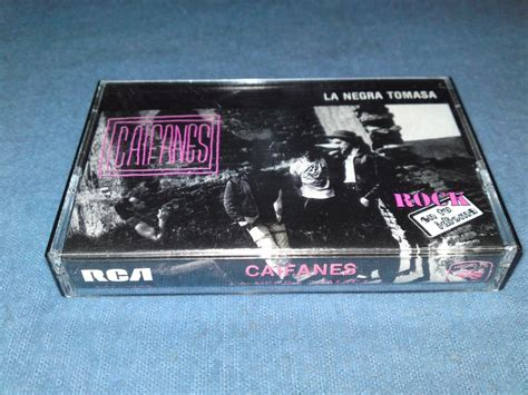 Caifanes, La Negra Tomasa Single.