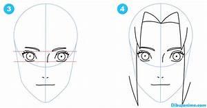 Como dibujar a Sakura Haruno (Shippuden) Paso a paso Dibujanime!