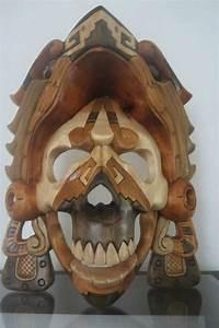 Image Gallery mayan warrior mask