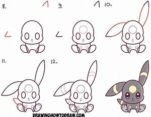 Drawing Lessons Step By Step How To Draw Cute Kawaii Chibi ...