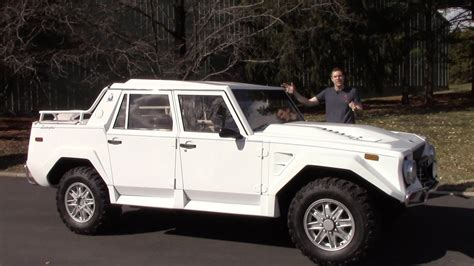 1986 Lamborghini Lm002 For Sale by Here S Why The Lamborghini Lm002 Is Worth 400 000