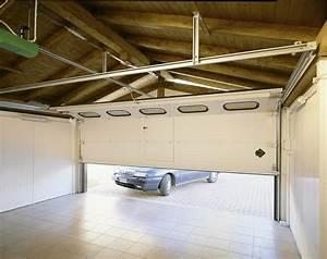 Porte De Garage 5m : porte de garage sectionnelle sans motorisation ~ Dailycaller-alerts.com Idées de Décoration