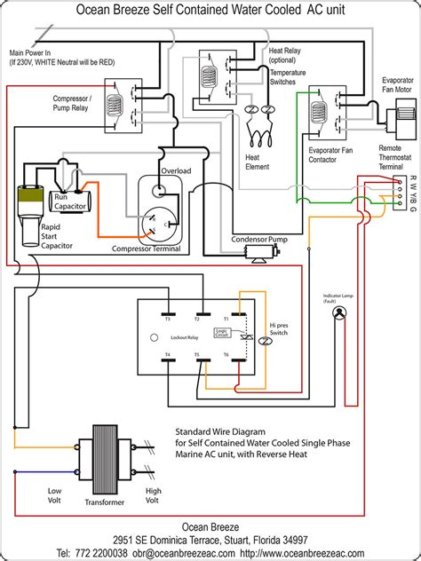 Trane Air Handler Wiring Diagram Webtor