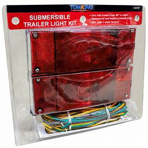 Led Trailer Light Kit  Waterproof