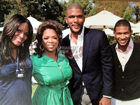 5 Things Usher Raymond Won't Say On Oprah's Next Chapter